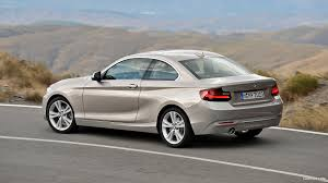 2 series bmw coupe 2014 bmw 2 series coupe modern line rear hd wallpaper 4