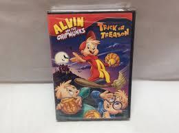 alvin and the chipmunks trick or treason dvd 2008 ebay