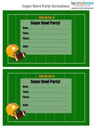 free printable football party invitation for boys