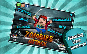 buy zombies attack shooting game arcade for android chupamobile com