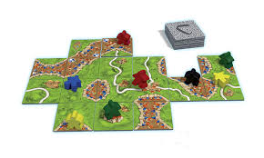 Barnes And Nobles Board Games Amazon Com Carcassonne Board Game Toys U0026 Games