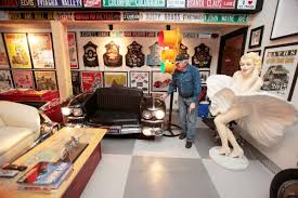 in home man caves are becoming more popular