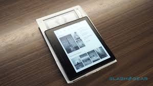 amazon kindle oasis gallery slashgear