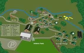 Shawnee Map Camp Map U2013 Ymca Camp Benson