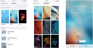 apple wallpaper changed how to change your wallpaper on iphone or ipad imore