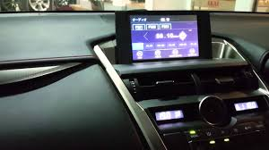 lexus enform update 2017 toyota nx 200 lexus upgrade gps and fm with touch screen youtube