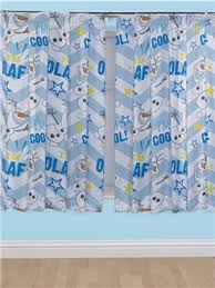 frozen olaf curtains 66 x 54 u0027 drop