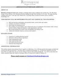 preferred resume format wedding resume sample free resume example and writing download wedding coordinator resume