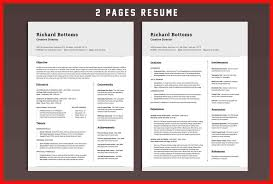 2 page resume template two page resume template apa exle