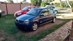 renault kid new clio 172 owner melbourne newbies oz renault sport