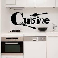 stickers pour cuisine d馗oration cuisine stickers muraux vinyle français autocollant étanche