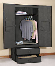 Furniture Wardrobe Closet Armoire Armoires U0026 Wardrobes Ebay