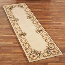 wool rug harmony border wool rug runner
