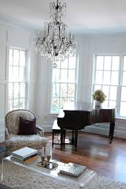 How To Decorate A Chandelier Best 25 Baby Grand Pianos Ideas On Pinterest Grand Pianos