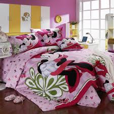 Minnie Mouse Bed Frame Egyptian Cotton Bed Linen Picture More Detailed Picture About