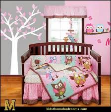 Owl Theme by Baby Nursery Ideas Owls U2013 Babyroom Club