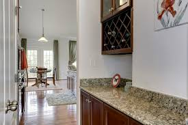 butler u0027s pantry with wine rack and granite counter top beautiful