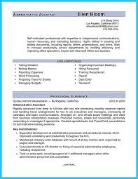 Resume Templates For Administration Job by 594 Best Resume Samples Images On Pinterest Resume Templates