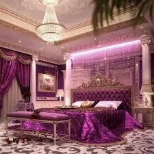 Luxury Bedrooms Interior Design by Best 25 Purple Bedrooms Ideas On Pinterest Purple Bedroom