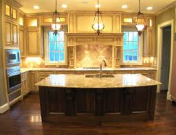 Rustic Cherry Kitchen Cabinets Magnificent Photo Joss In The Yoben Fascinating Duwur Like Mabur