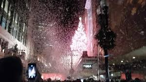 macy s tree lighting boston macy s christmas tree lighting downtown boston youtube