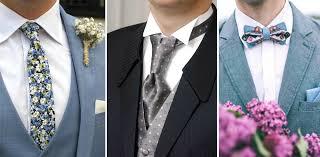 lavalli re mariage cravate noeud papillon ascot ou lavallière que porter comme