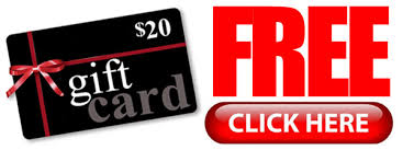20 gift card free after rebate 20 gift card of your choice hurry exp 2