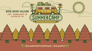 summer camp on the road u2013 tickets u2013 high noon saloon u2013 madison