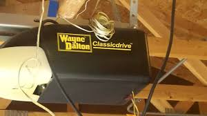 Link Garage Door Opener Parts by Wayne Dalton Classic Drive Piece Of Junk Garage Door Opener Eyes