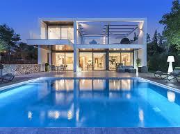villa roure villa roure stunning newly built minimalist luxury