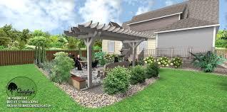 Landscape Designs For Backyard Nashville Landscape Design Services For Brentwood Franklin Tn