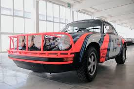 porsche dakar looks back at its 1978 porsche 911 sc rally car video