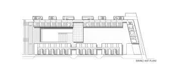 Industrial Floor Plan Gallery Of Gebze Industrial Vocational High Norm Mimarlik