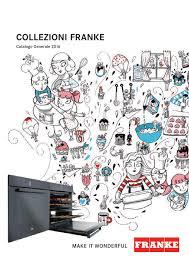 Misure Lavello Ad Angolo by Franke Catalogo 2016 By Gruppo Franke Issuu