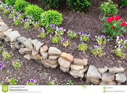 rock garden wall stock photo image of brick block wall 1518708
