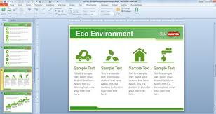 download layout powerpoint 2010 free free template powerpoint 2010 free eco environment powerpoint
