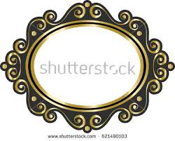 Art Frame Design Vector Art Frame Design Template Elegant Stock Vector 605338373