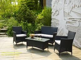 Rattan Two Seater Sofa Outdoor Patio Furniture Garden Sofa Wicker Conversation Set