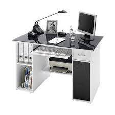bureau informatique blanc laqué bureau informatique blanc laque maison design hosnya com