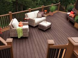 ci trex transcend deck outdoor wicker furniture deck ideas