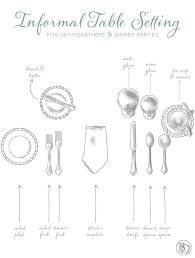 Formal Table Setting Cozy Essentials Part 1 Setting The Table U2013 Cozy