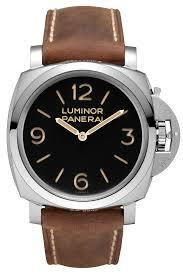 luminor 1950 3 days acciaio 47mm panerai watch