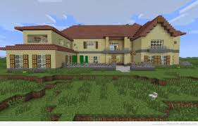 Home Building Ideas Minecraft Mansion House Building Dom Giant Large 6 Jpg 1 280 816