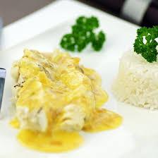cuisiner poisson blanc recette sauce vin blanc pour poisson facile rapide