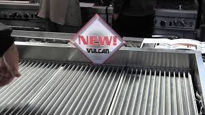 vulcan charbroiler vtec irx gas infrared youtube