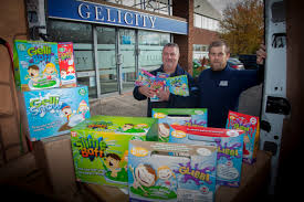 bath time for youngsters gets on the road with delivery firm