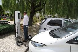 portugal will soon be fully covered by electric car charging