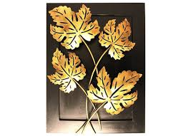 Home Wall Art Decor Maple Leaf Wall Hanging Handmade Wall Art Decor Home Decor