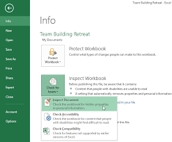 excel 2013 finalizing and protecting workbooks full page