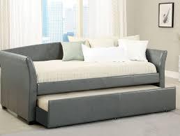 lemongrass upholstered daybed w trundle caravana furniture